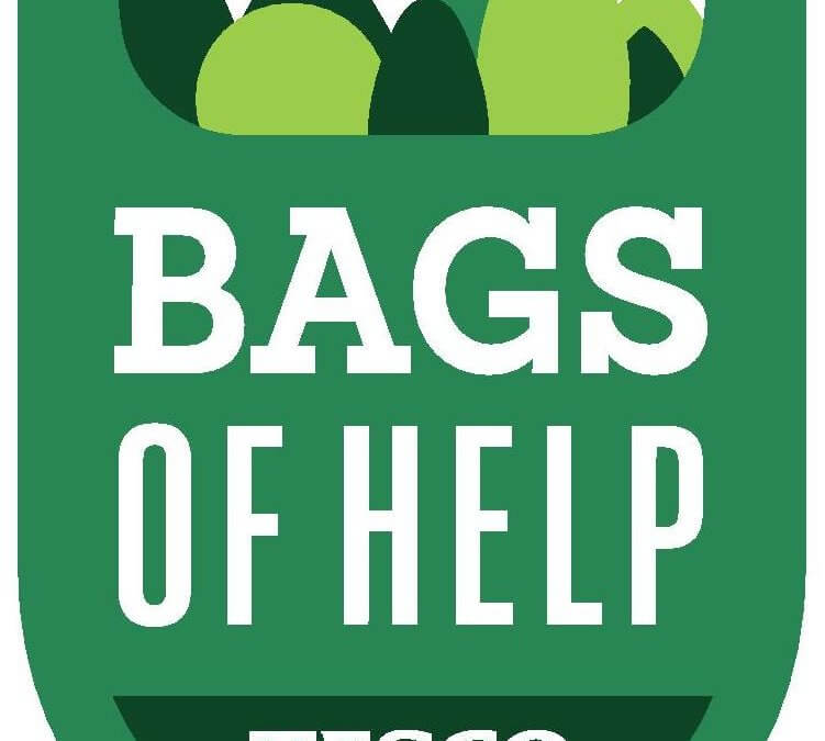 Bags of Help for local projects