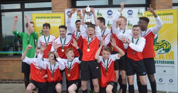 Team Leicestershire returns as Schools compete for County glory