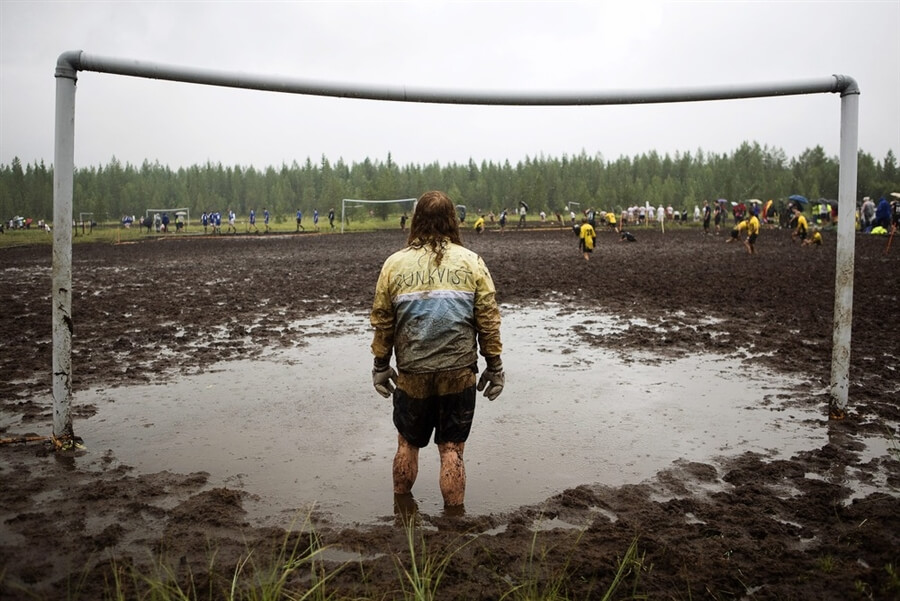 Soggy Pitches? No Problem!