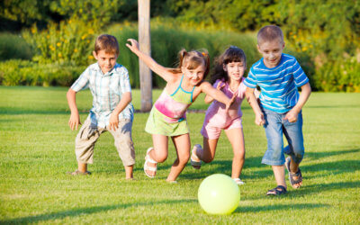 Children's Engagement with the Outdoors and Sports Activities