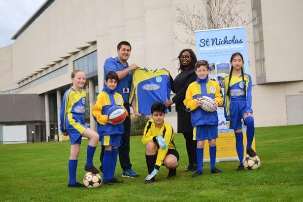 Free playing kit and equipment available to schools