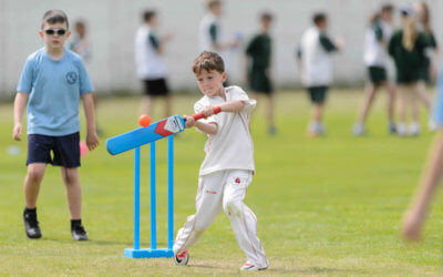 Funding for Young People to Play Cricket