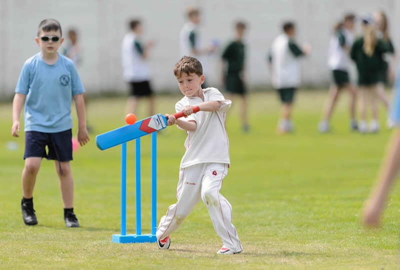 Funding For Young People To Play Cricket Leicestershire